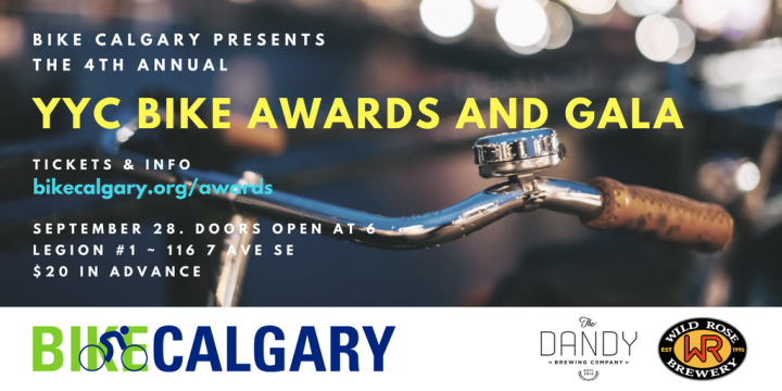 4th Annual YYC Bike Awards and Gala