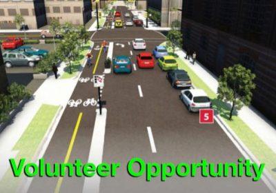 Infrastructure Volunteer Opportunity