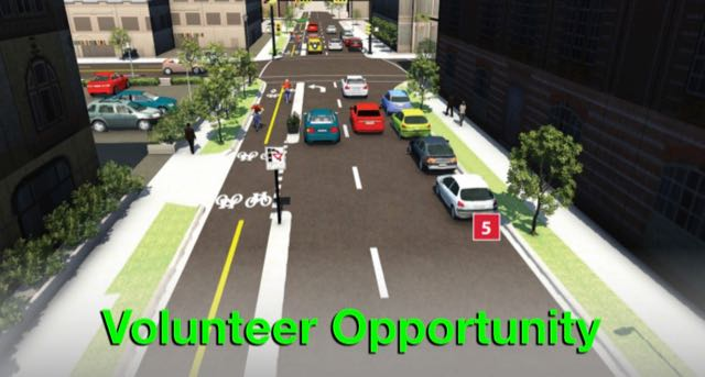 Infrastructure Volunteer Opportunity