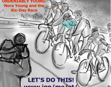"""Support the making of a cycling documentary – """"Undeniably Young"""""""
