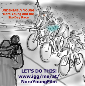"Support the making of a cycling documentary – ""Undeniably Young"""
