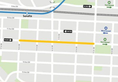 12 Ave SW Improvements