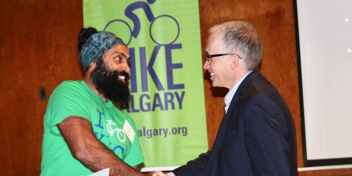 Bike Calgary Awards & Celebration Wrap-Up
