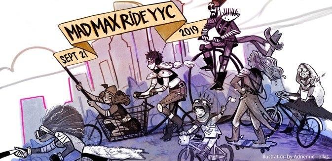 Mad Max Ride & Beakerhead – Sept 21st !