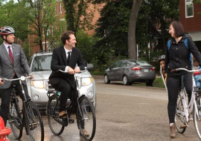 Ride Your Riding, A Bike-Friendly Canada – Federal Election 2019