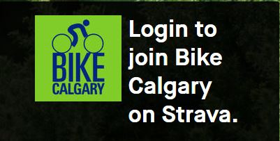 Double Celebration -Bike Calgary Strava Club breaks the 10,000 kms / City celebrates 1,000 kms of pathway!