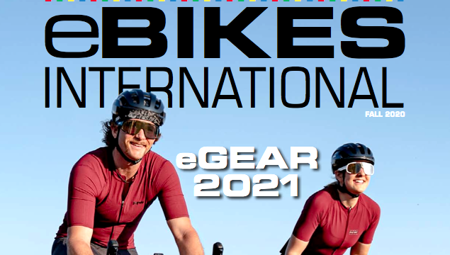 eBikes International Launches Fall Edition with eGear 2021, eAdventures & More