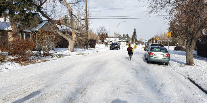 North Hill Area – Bikeway Traffic Calming Survey