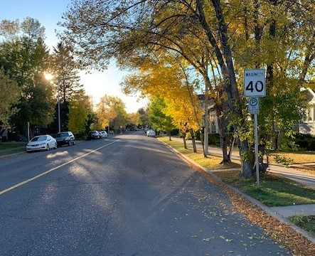 Calgary's k-12 students need 40 km/h residential speed limits, and they need them now.