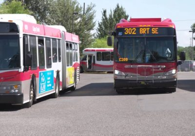 North Central Bus Rapid Transit Study