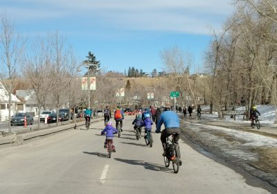 $400m National Active Transportation Fund Announcement